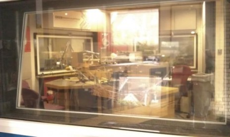BBC Suffolk Radio Studio