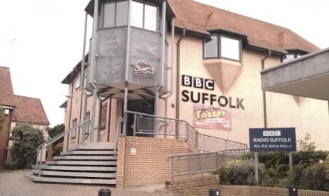 BBC Suffolk Radio Station
