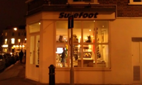 The London Surefoot Store