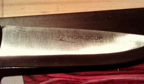 Geilo World Cup Knife!