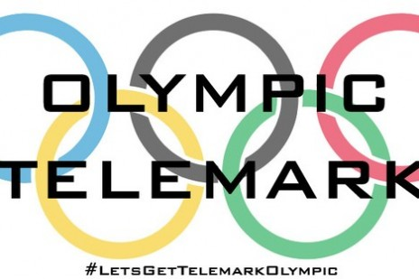 Olympic Telemark Logo graphic