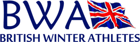 British Winter Athletes logo