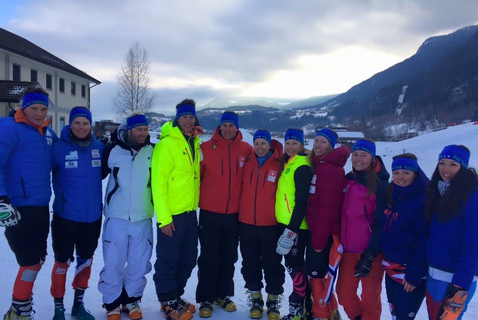 The International YOG Telemark Team