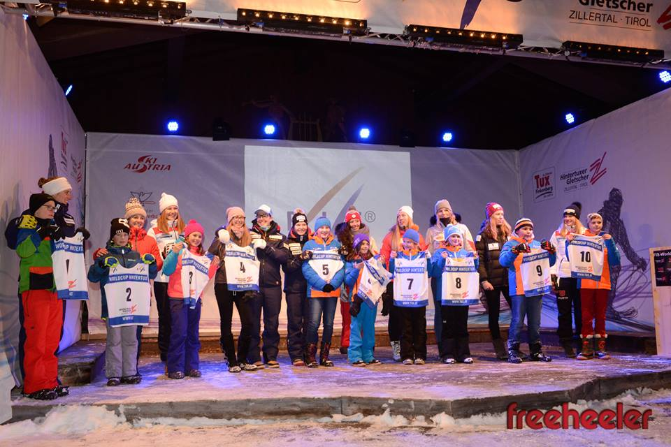 Public Bib Draw - Opening Ceremony in Hintertux