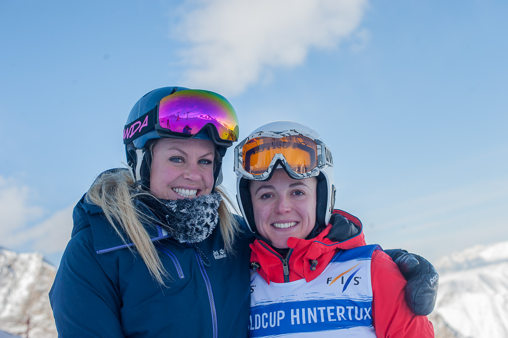 Chemmy Alcott and Jasmin Taylor