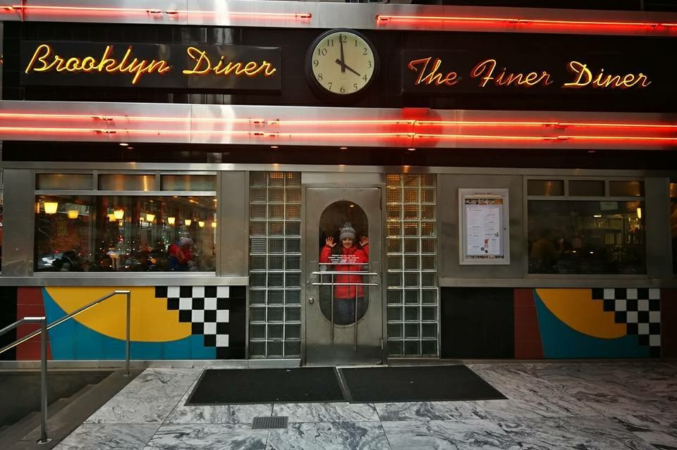 Diner in New York